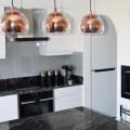 White Handleless Kitchens Leeds