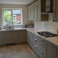 shaker painted, kitchen design, stone, quartz worktops, leeds, yorkshire, interiors4living, shaker kitchen, contemporary classic