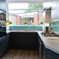 matt handleless, kitchen, handleless kitchen, leeds, crossgates, interiors4living