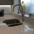 undermount sink grey acrylic kitchens kitchen showroom leeds