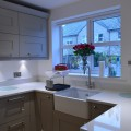 We recently supplied and installed this Shaker stone kitchen for Mr & Mrs Meadmore. Designed by Sophie.