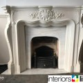 Customers fireplace for stove installation in Leeds