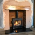 Olde Watermill Red Brick Slips, Leeds Stoves