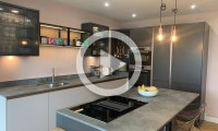 Handleless Kitchen Leeds